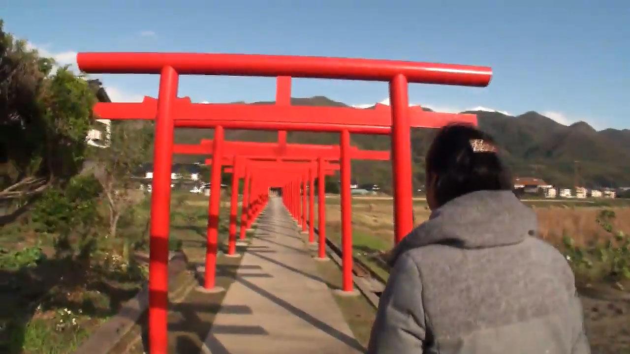 位在島根縣的能量景點!「粟津稻生神社」的驚奇光景是?