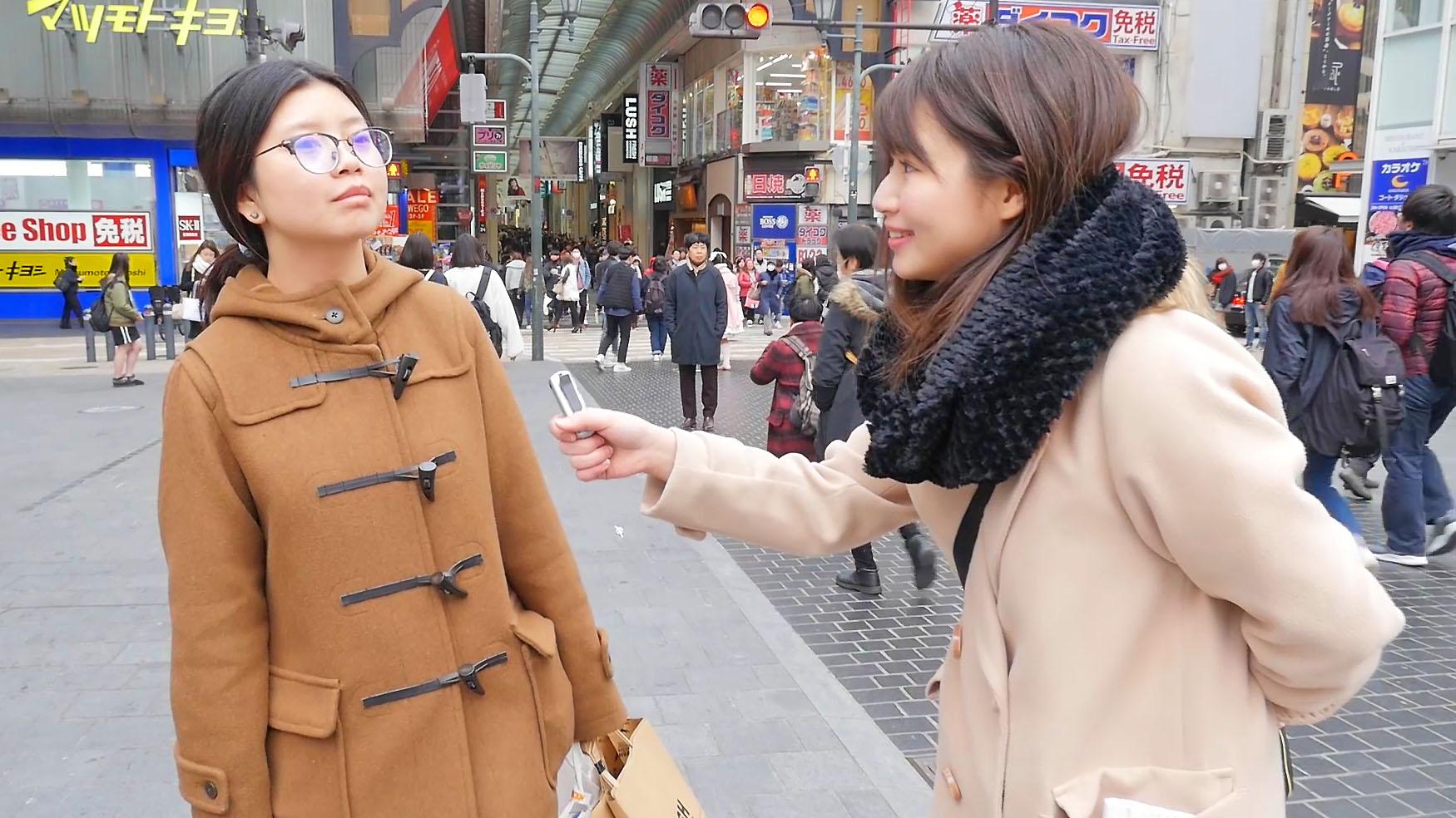 直擊採訪外國觀光客! 「來到日本,感到失望的事是什麼呢?」之①
