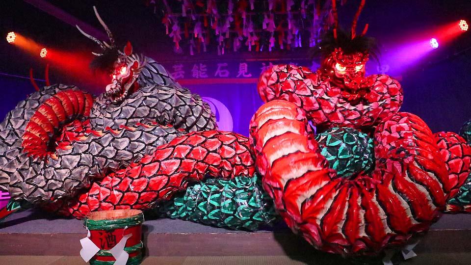 超撼動人心~島根縣的傳統藝能「石見神樂」!大阪難波專用劇場開幕