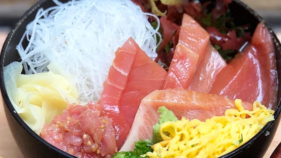 價格親民的高級鮪魚肉午餐!療癒系獨棟餐廳「Hanaco+」