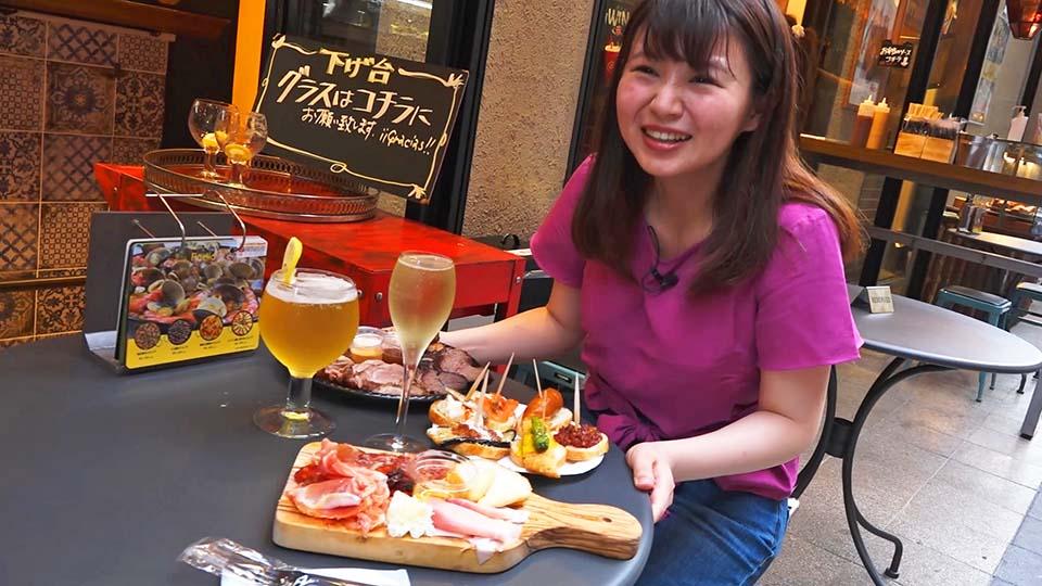 異國風情的美食新街道!大阪・福島「ふくまる通り57」
