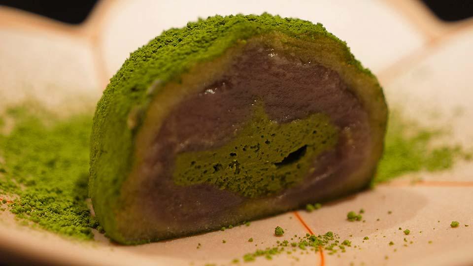 奈良也有絕品抹茶喔!千年歷史茗茶大和茶大福
