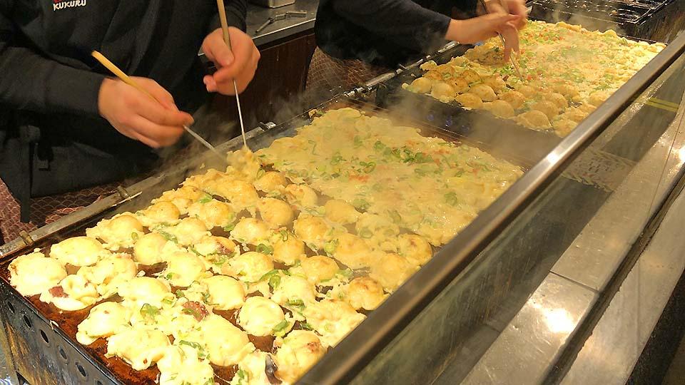 蒐發你票選排行榜!大阪難波哪家章魚燒最好吃?