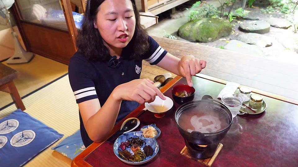 暖心又暖胃,奈良古都傳統早餐「茶粥」
