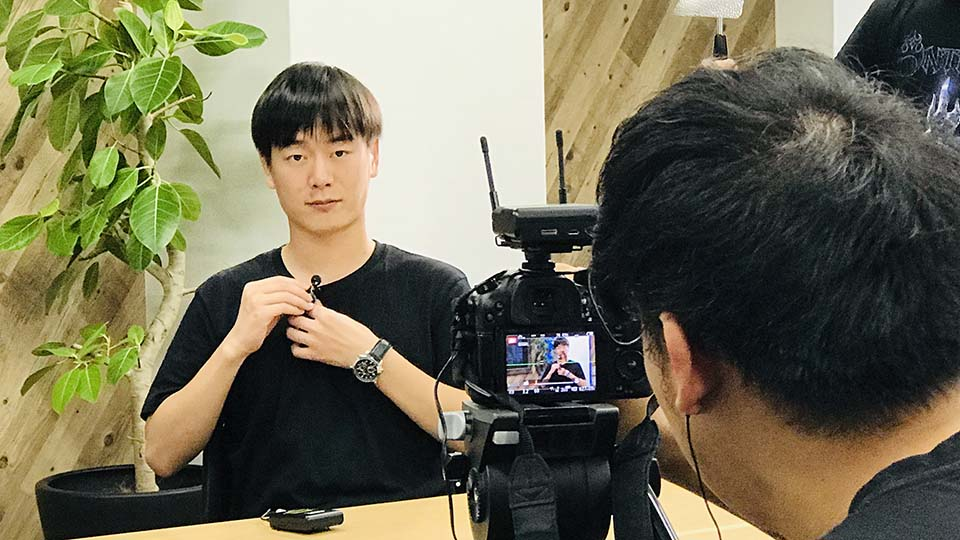 【外國人企業實習生實習報告 2019‧夏天】李 雪剑
